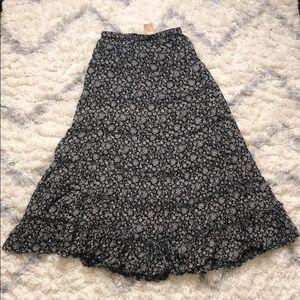 Ralph Lauren Floral Maxi Skirt